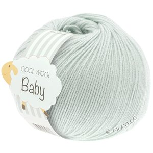 Lana Grossa COOL WOOL Baby 50g | 265-светло-зеленый