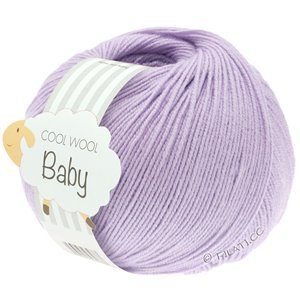 Lana Grossa COOL WOOL Baby 50g | 268-сирень