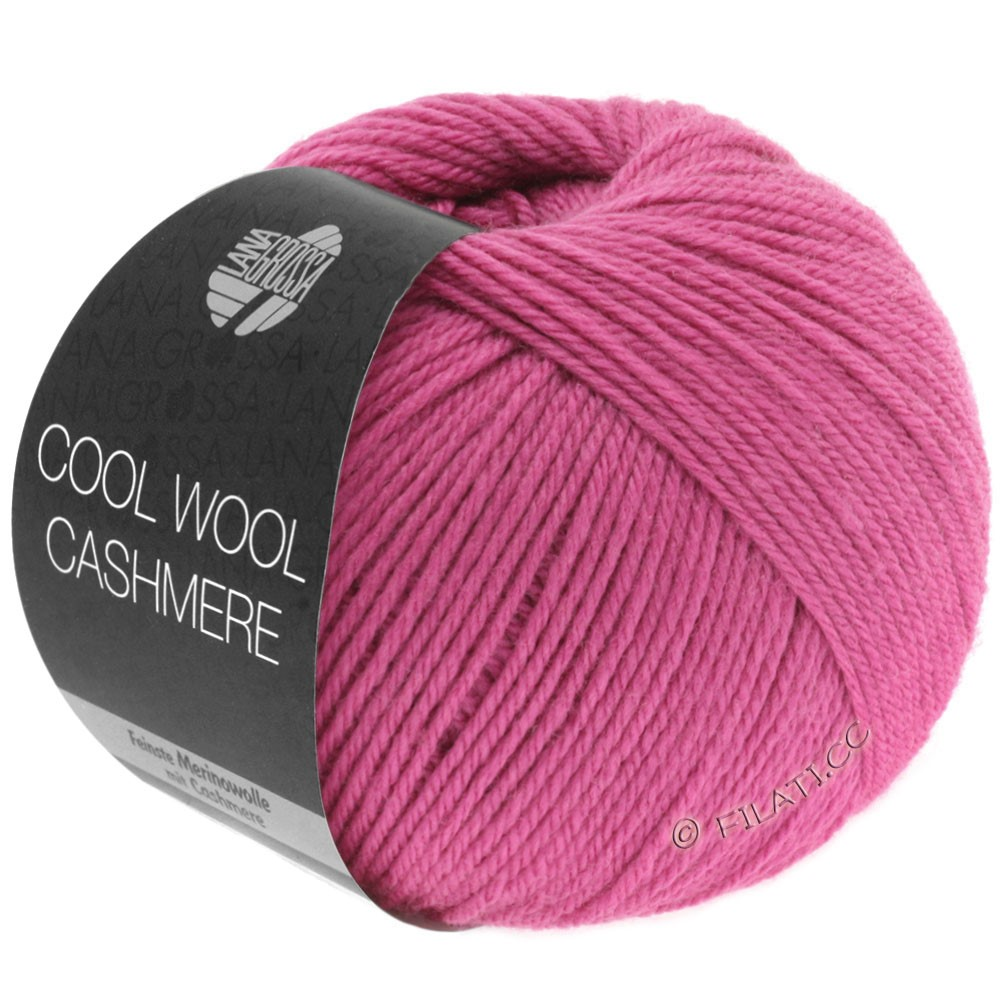 Lana Grossa COOL WOOL Cashmere | 03-пинк