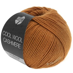 Lana Grossa COOL WOOL Cashmere | 22-карамель