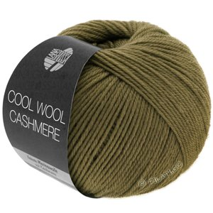 Lana Grossa COOL WOOL Cashmere | 23-хаки