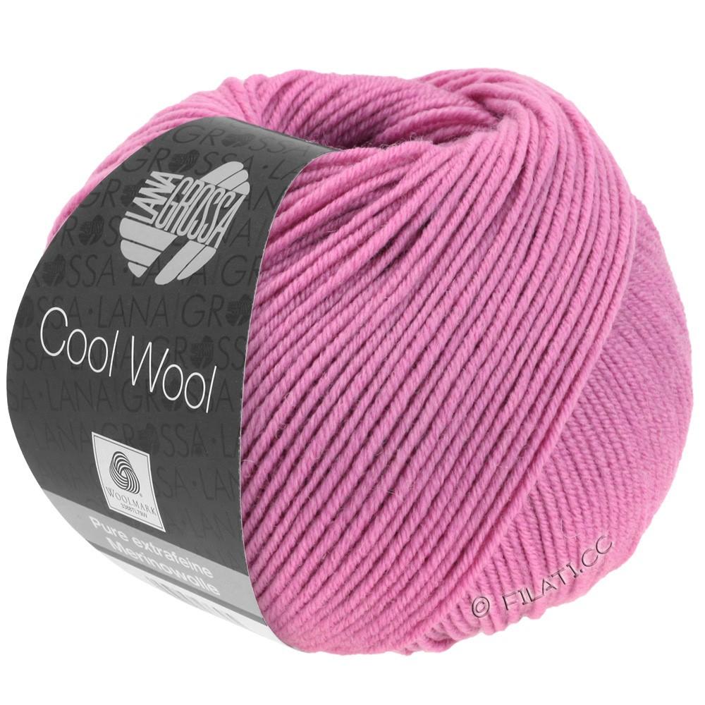 Lana Grossa COOL WOOL   Uni/Melange/Neon | 2011-вереск