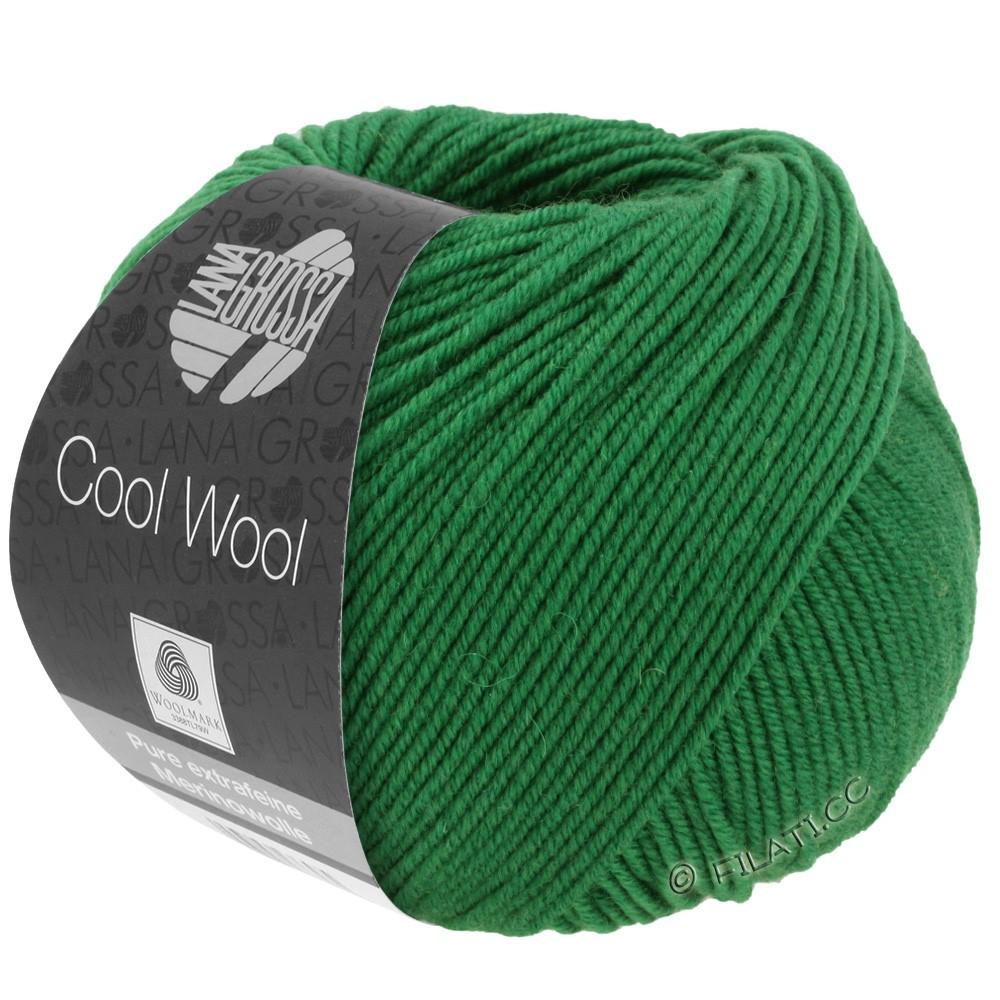 Lana Grossa COOL WOOL   Uni/Melange/Neon | 2017-зелёный