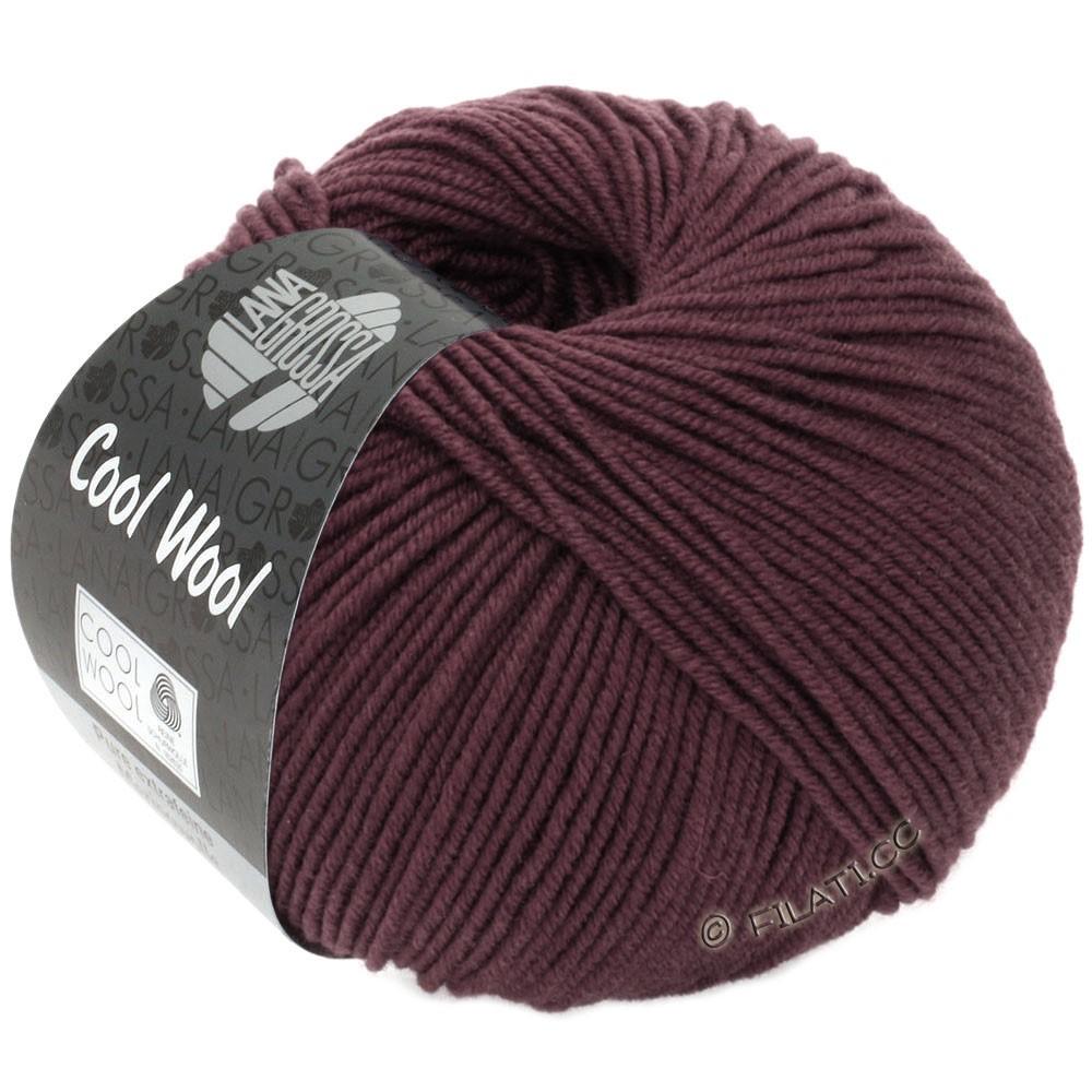 Lana Grossa COOL WOOL   Uni/Melange/Neon | 2033-старо-фиолетовый
