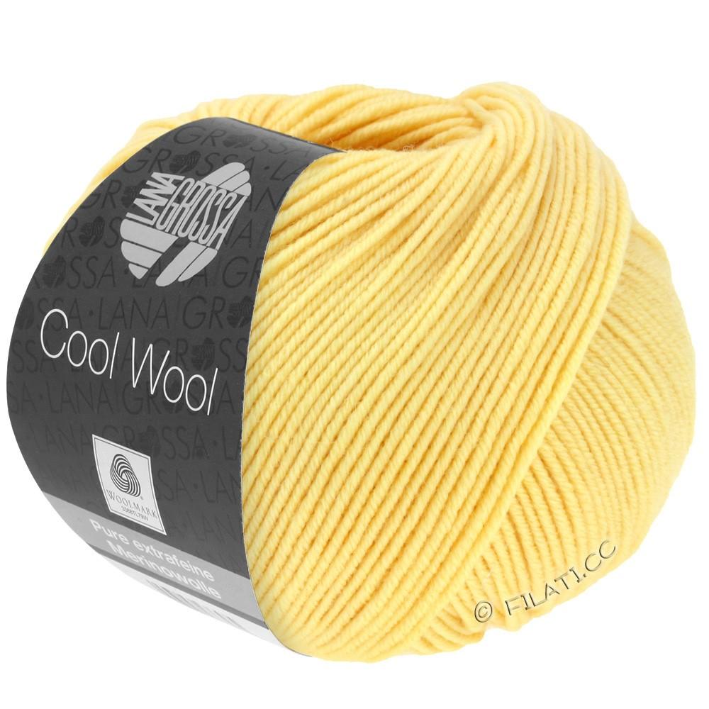 Lana Grossa COOL WOOL   Uni/Melange/Neon | 0411-ванильный