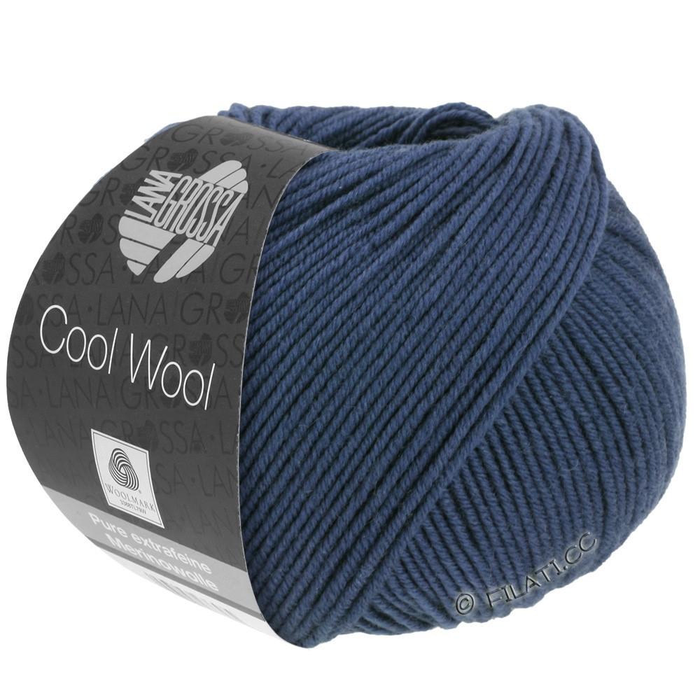 Lana Grossa COOL WOOL   Uni/Melange/Neon | 0440-ультрамариново-синий