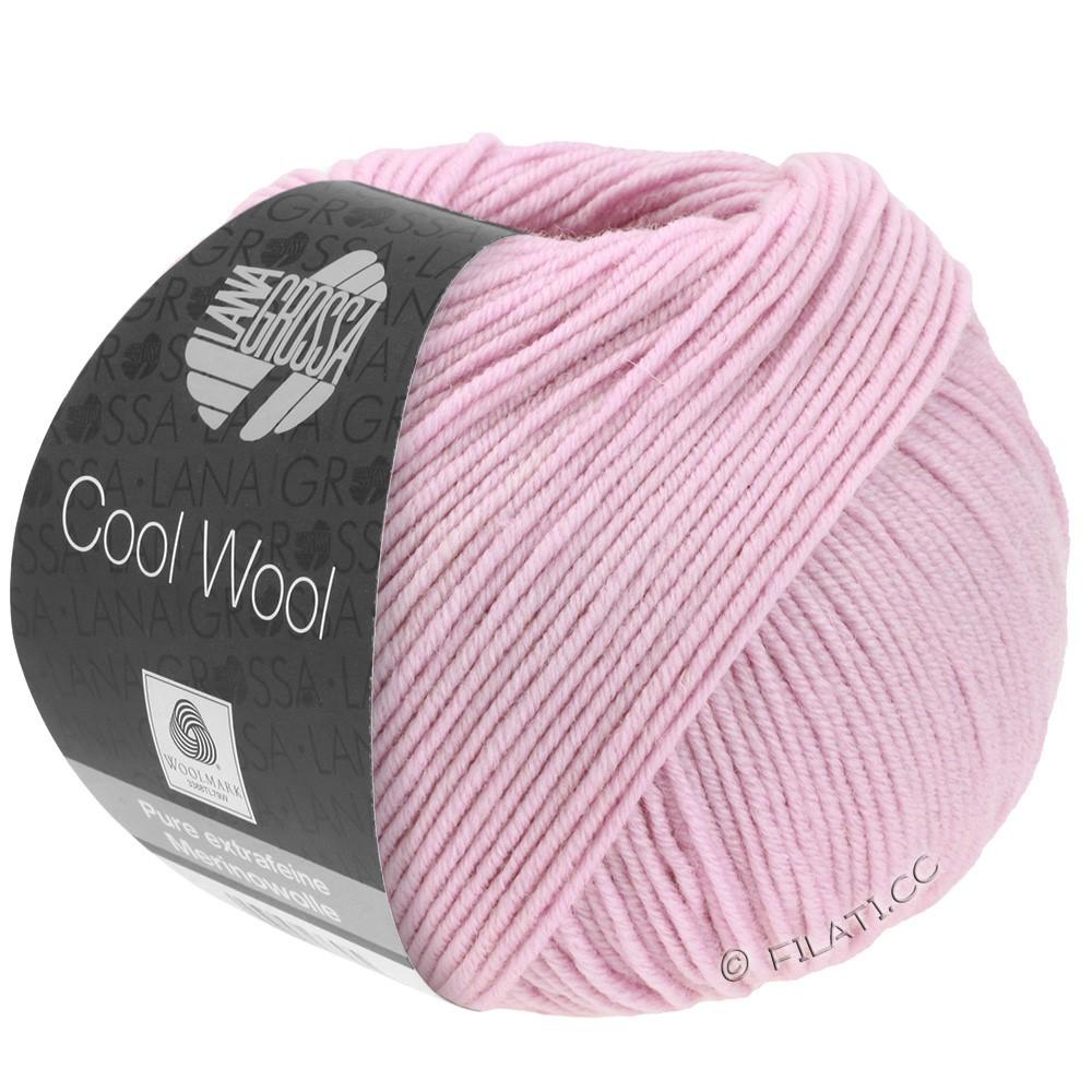Lana Grossa COOL WOOL   Uni/Melange/Neon | 0580-сирень