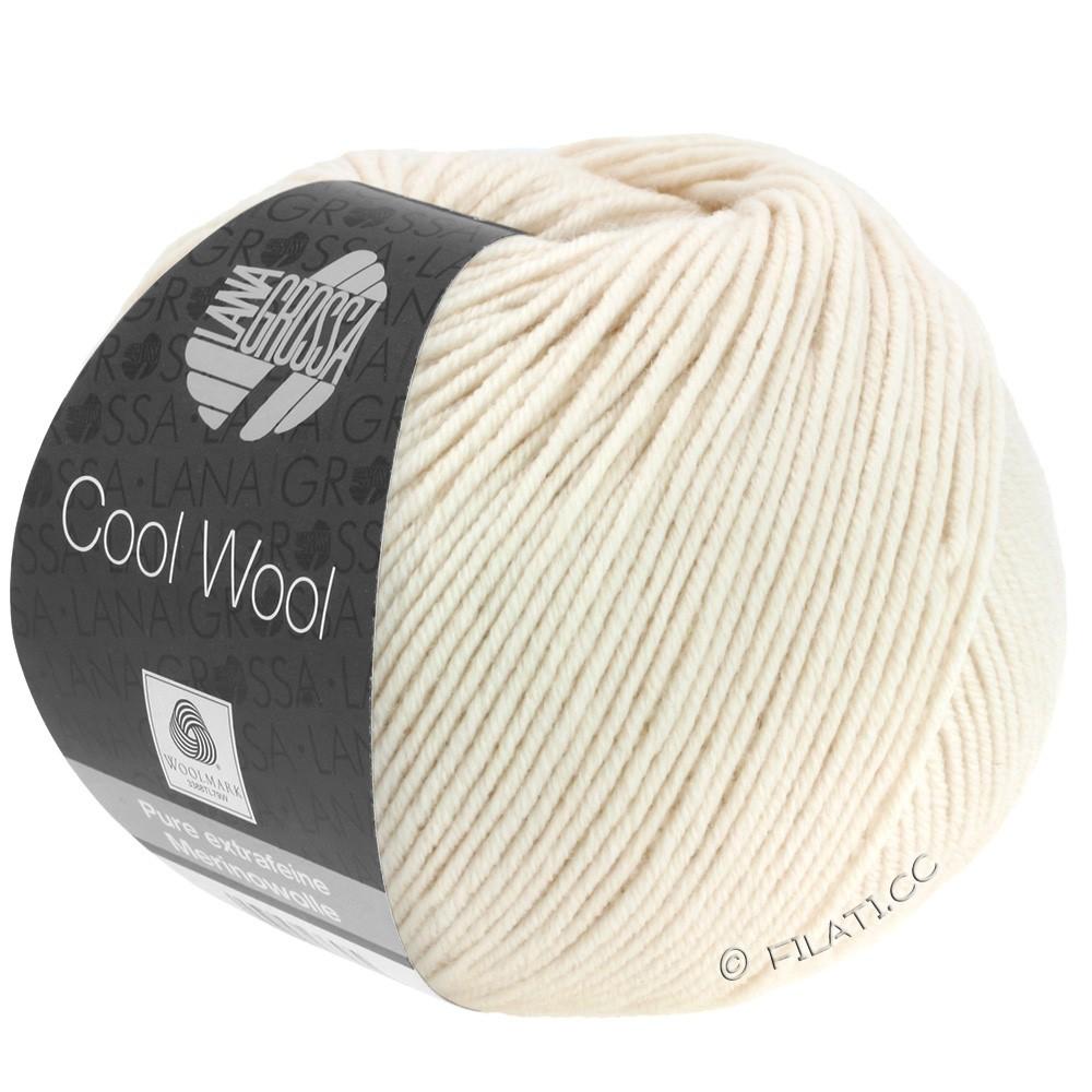 Lana Grossa COOL WOOL   Uni/Melange/Neon | 0590-натуральный