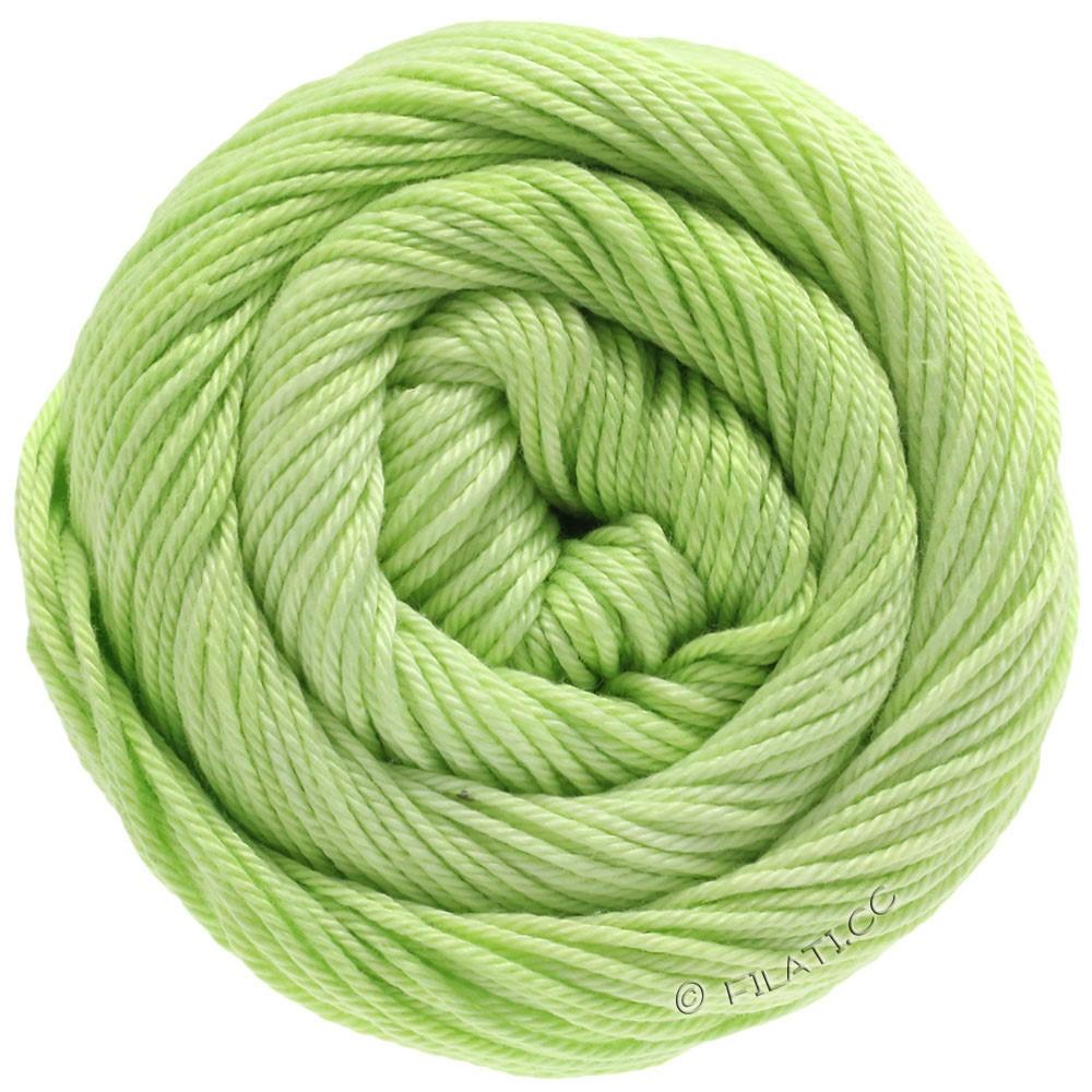 Lana Grossa COTONE Degradé | 206-мягко-зеленый/светло-зелёный