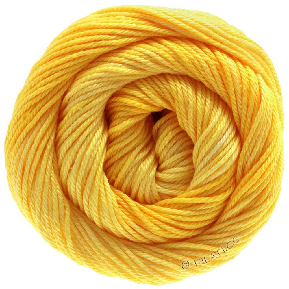 Lana Grossa COTONE Degradé | 210-жёлтый/желтое солнце