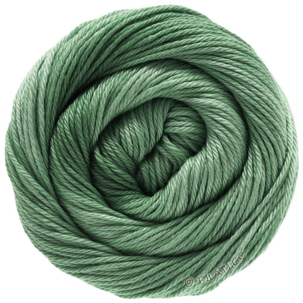 Lana Grossa COTONE Degradé | 211-серо-зеленый/зелёный