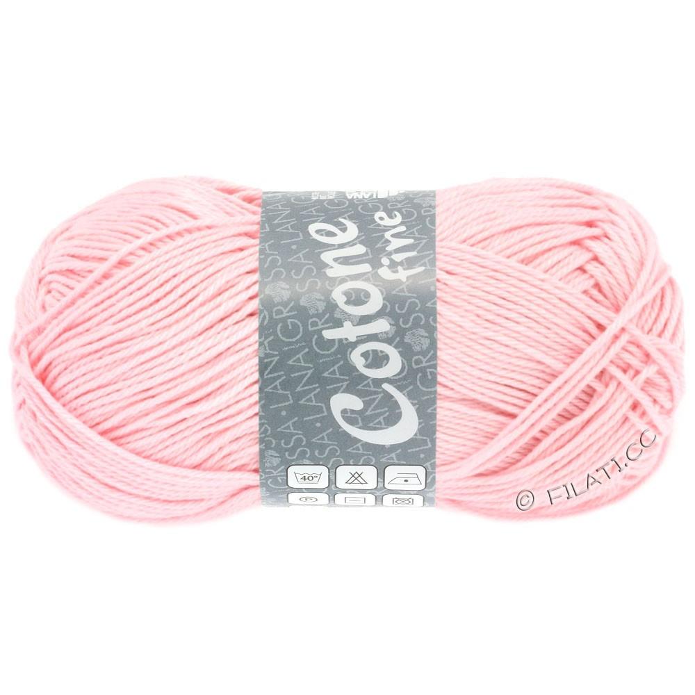 Lana Grossa COTONE FINE | 601-розовый