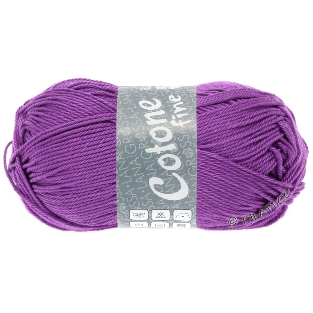Lana Grossa COTONE FINE | 631-фиолетовый