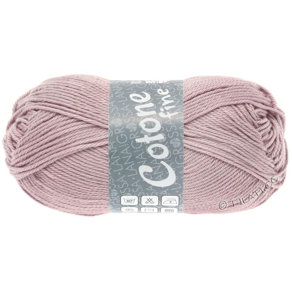 Lana Grossa COTONE FINE | 658-пастельный розовый