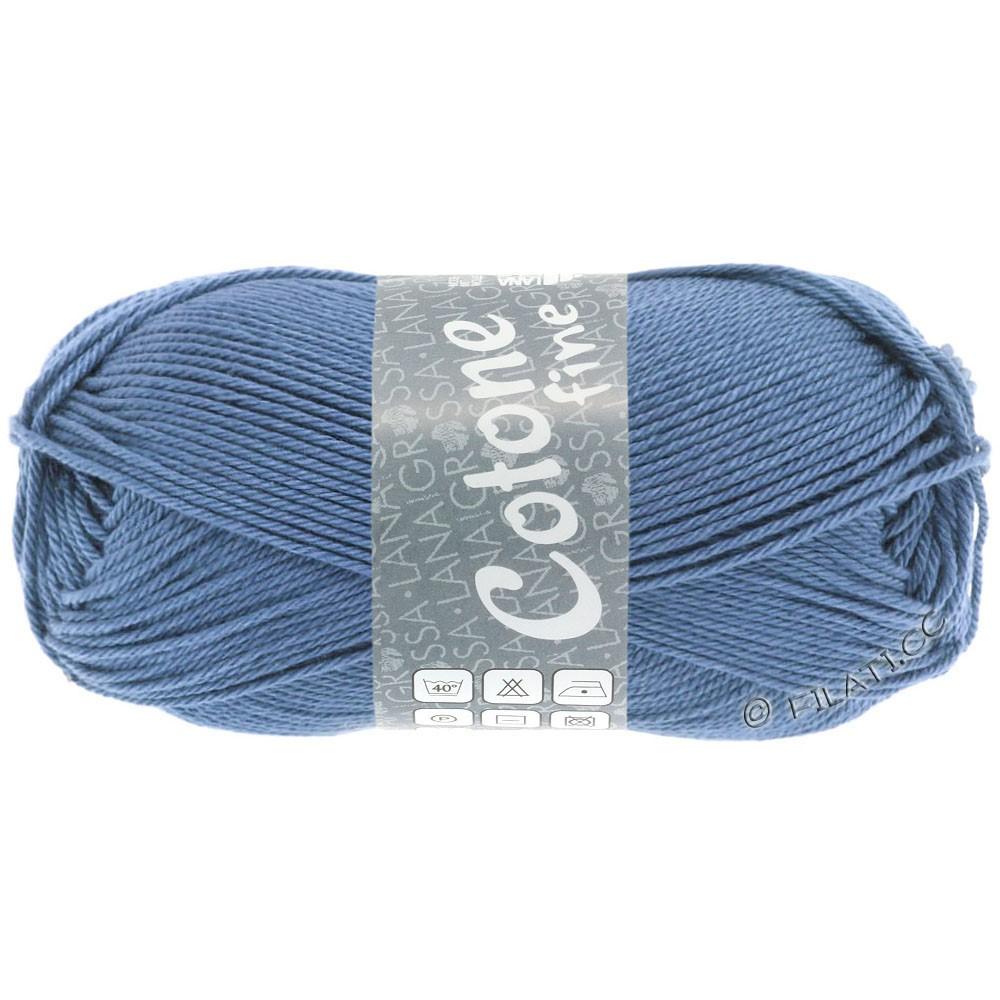 Lana Grossa COTONE FINE | 671-светло синий