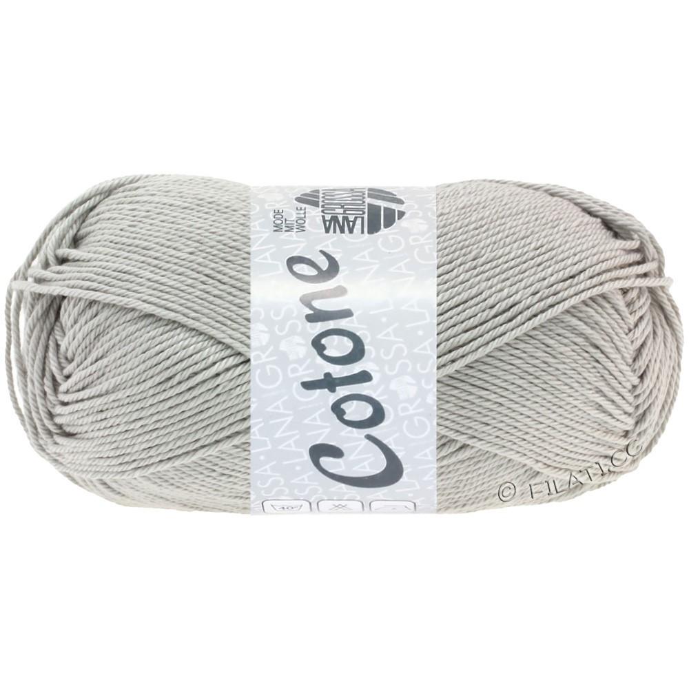 Lana Grossa COTONE | 27-светло-серый