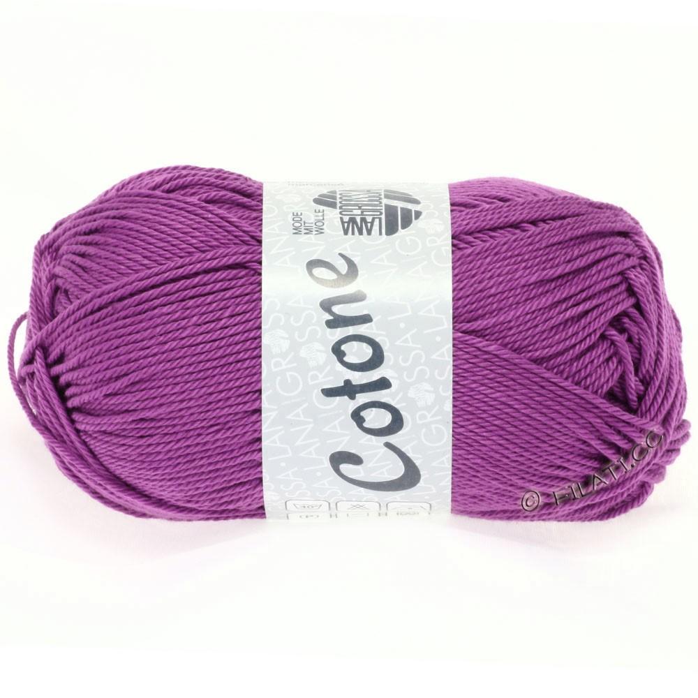 Lana Grossa COTONE | 31-фиолетовый