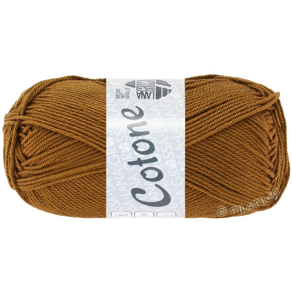 Lana Grossa COTONE | 37-коричневый