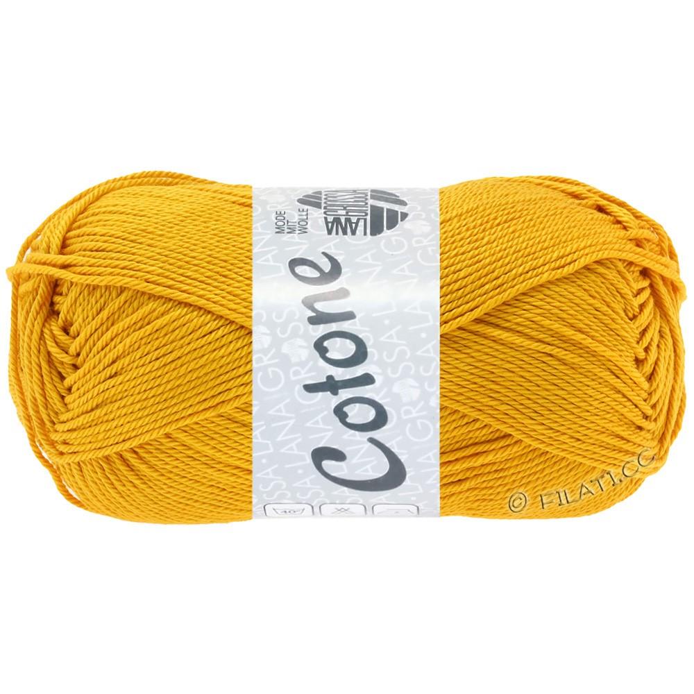 Lana Grossa COTONE | 38-золотисто-жёлтый