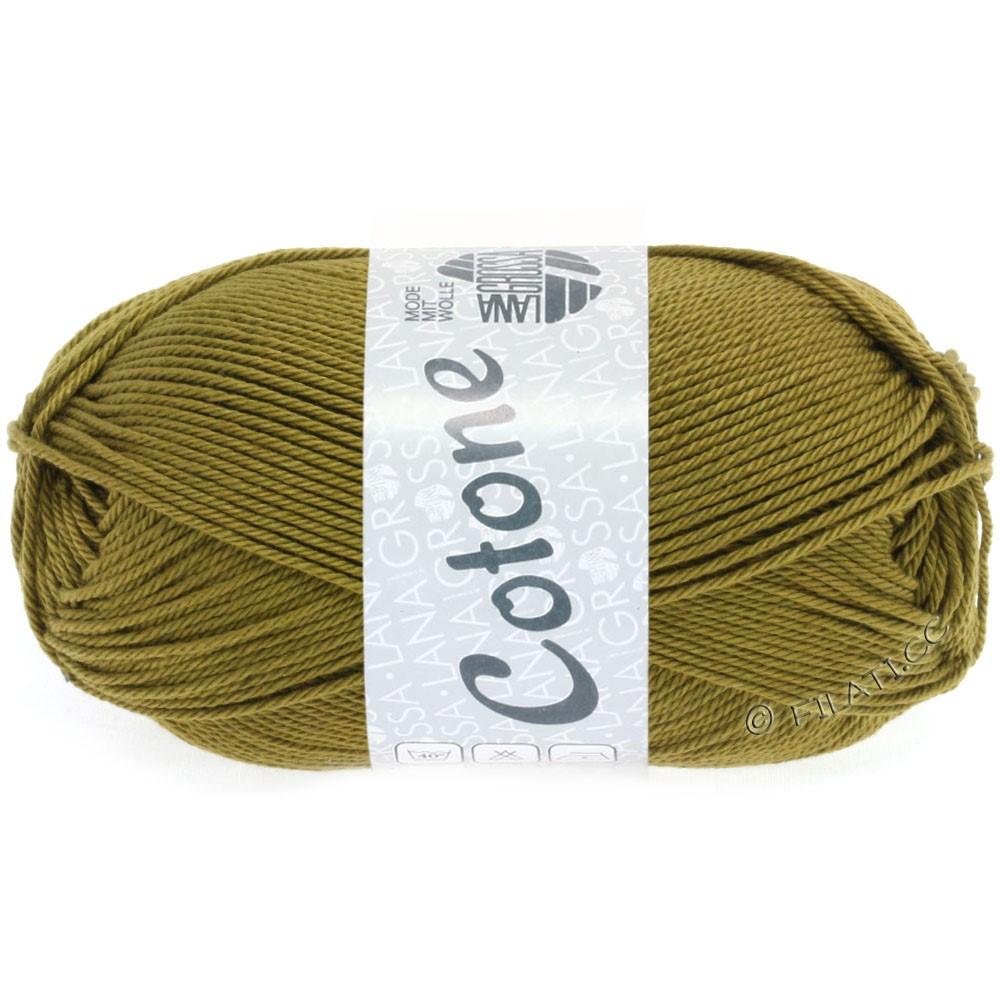 Lana Grossa COTONE | 49-оливковый