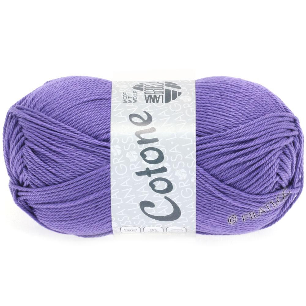 Lana Grossa COTONE | 50-пурпурный