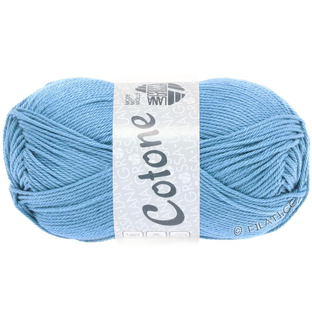 Lana Grossa COTONE | 55-голубой