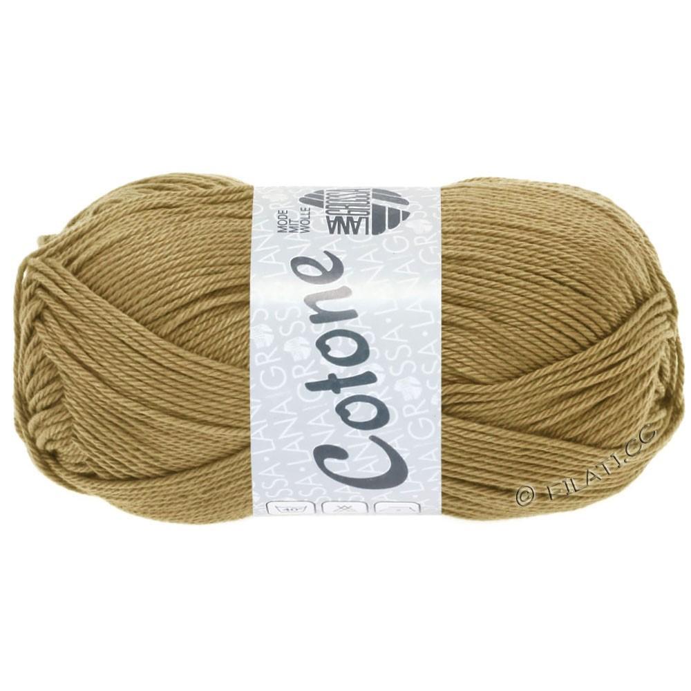 Lana Grossa COTONE | 67-легко коричневый