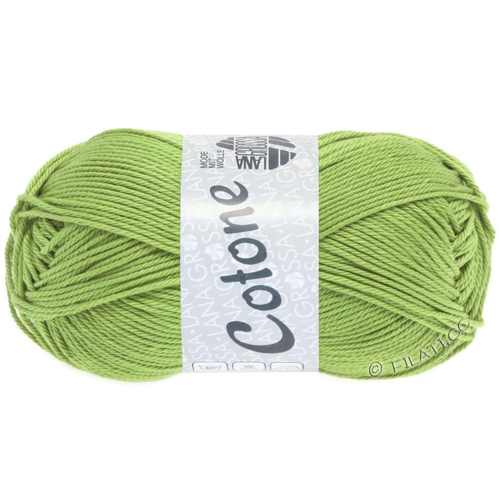 Lana Grossa COTONE | 73-пастельно-зелёный