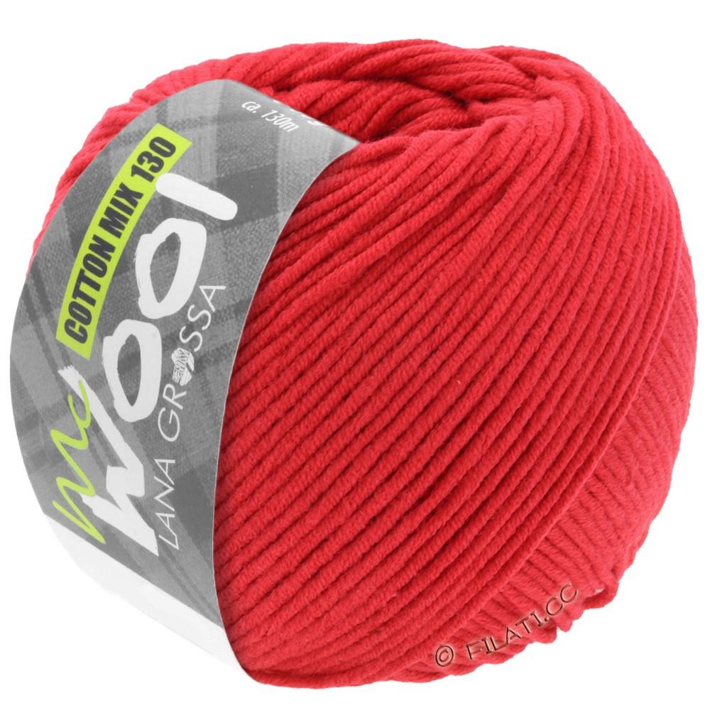 Lana Grossa COTTON MIX 130 (McWool) | 103-красный