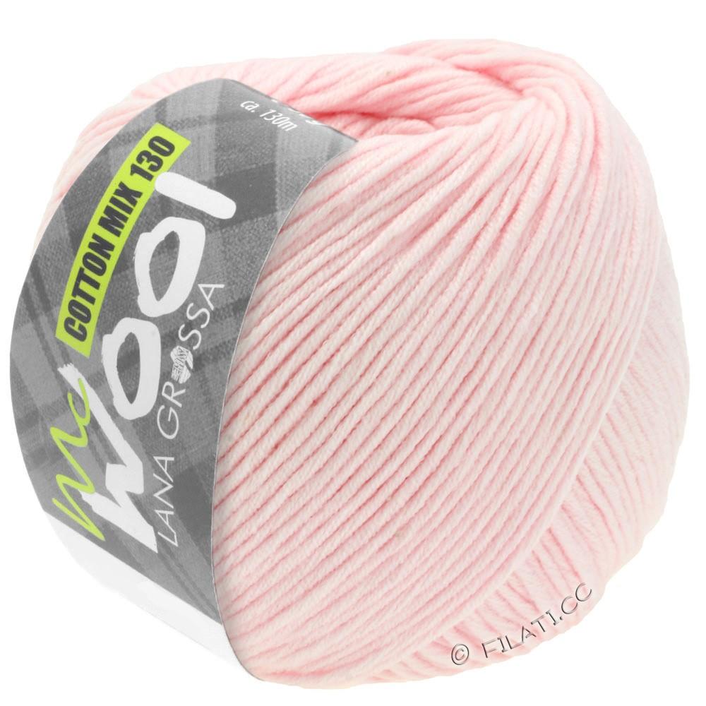 Lana Grossa COTTON MIX 130 (McWool) | 131-розовый