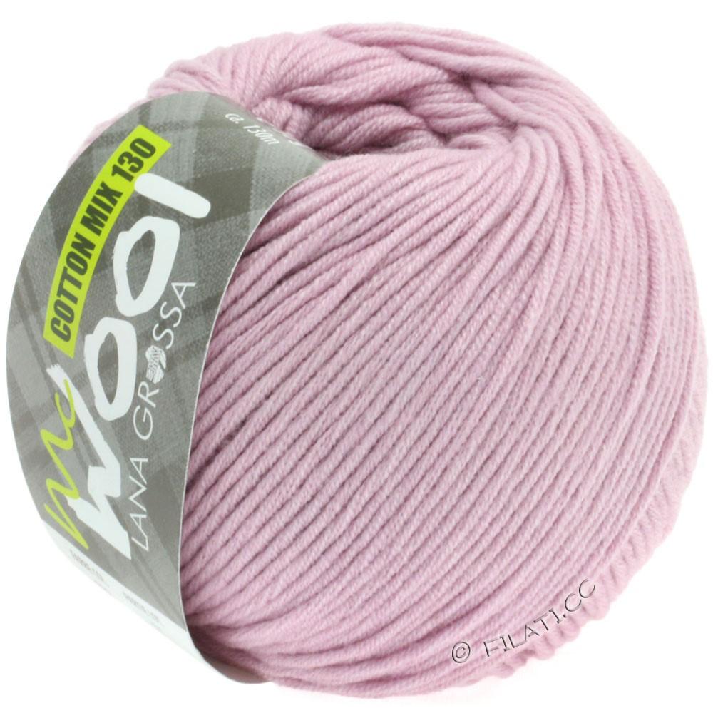 Lana Grossa COTTON MIX 130 (McWool) | 132-ветхо-розовый