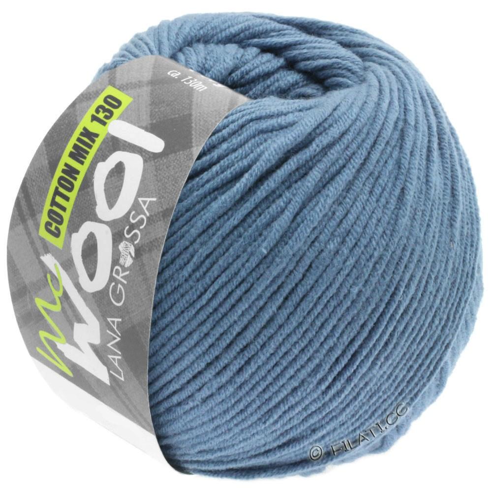 Lana Grossa COTTON MIX 130 (McWool) | 145-джинс