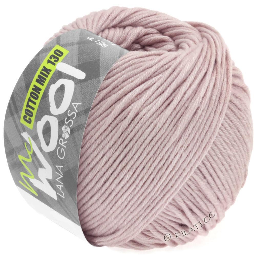 Lana Grossa COTTON MIX 130 (McWool) | 146-Мягко лиловый