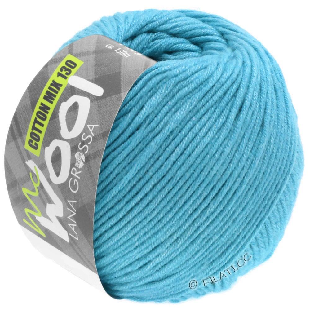 Lana Grossa COTTON MIX 130 (McWool) | 149-бирюзовый