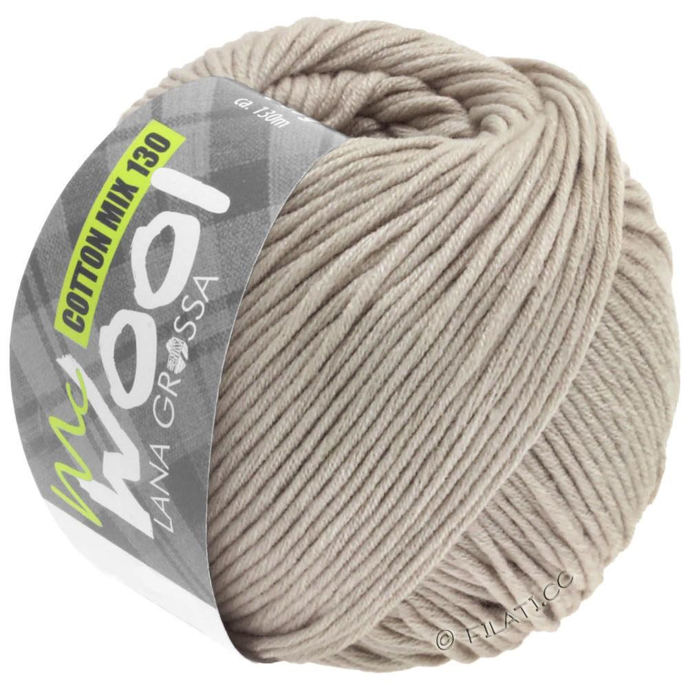 Lana Grossa COTTON MIX 130 (McWool) | 153-бежевый