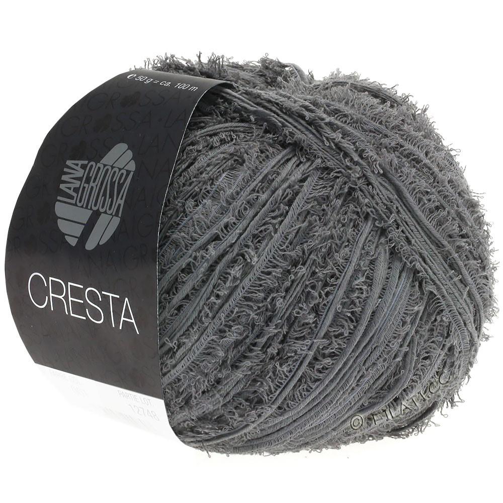 Lana Grossa CRESTA | 01-серый