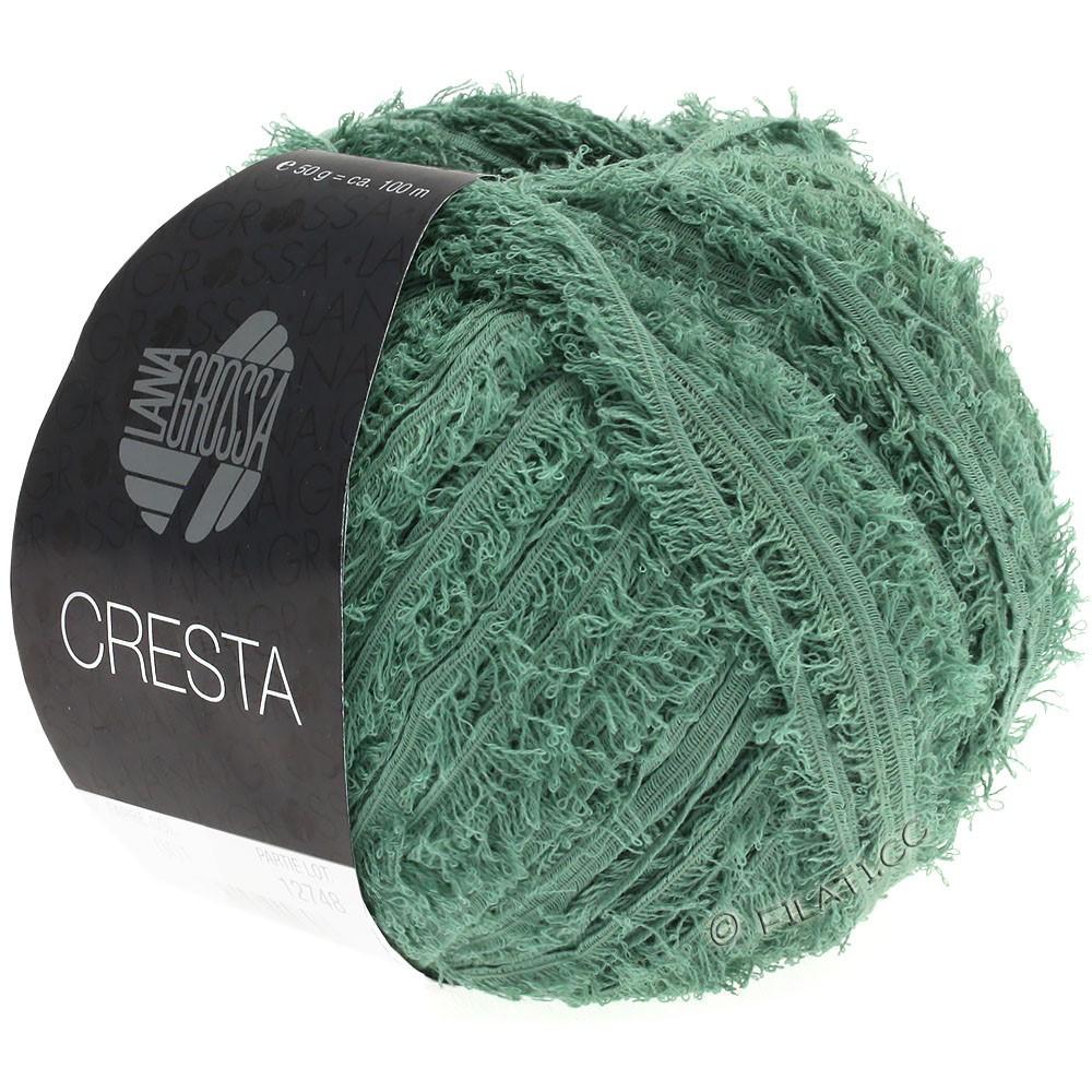 Lana Grossa CRESTA | 04-нефритово-зеленый