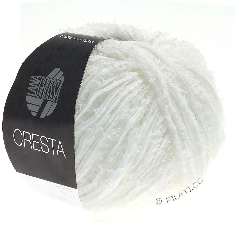 Lana Grossa CRESTA | 05-белый