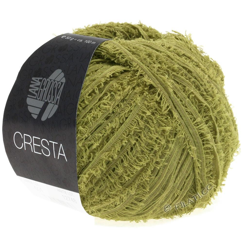 Lana Grossa CRESTA | 10-оливковый