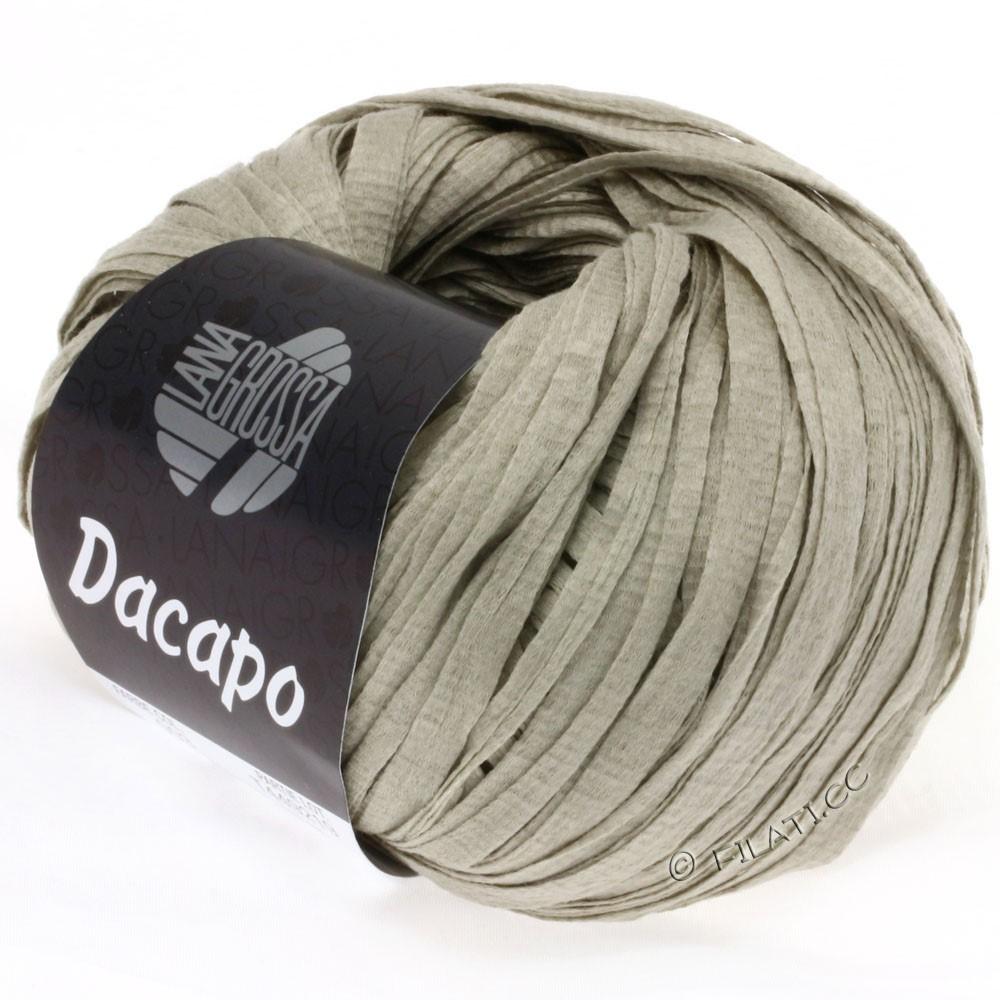 Lana Grossa DACAPO  Uni | 003-серый камень