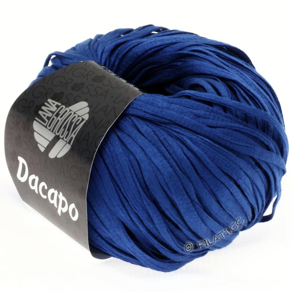 Lana Grossa DACAPO  Uni | 006-тёмно-синий