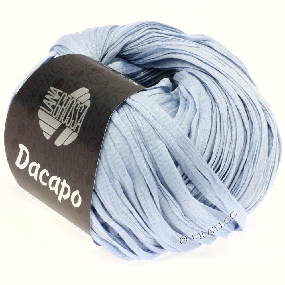 Lana Grossa DACAPO  Uni | 007-светло-голубой