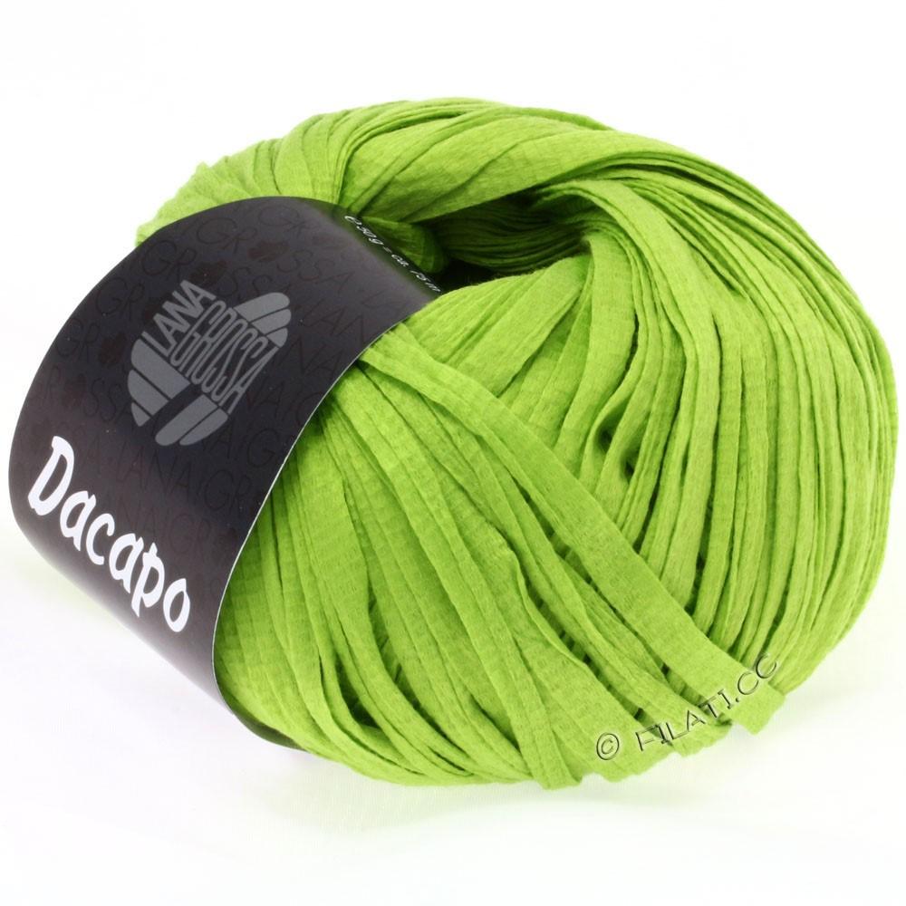 Lana Grossa DACAPO  Uni | 015-жёлто-зеленый