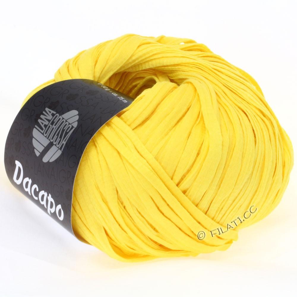 Lana Grossa DACAPO  Uni | 017-жёлтый