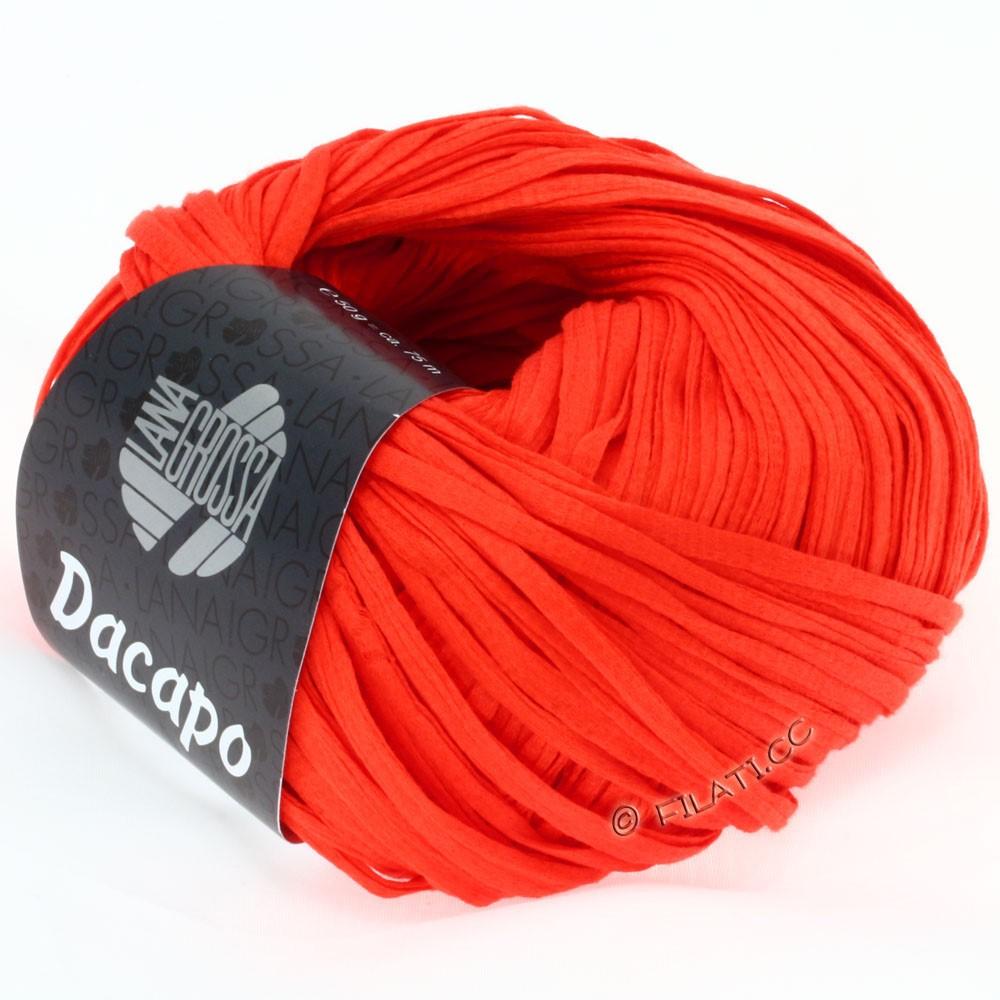 Lana Grossa DACAPO  Uni | 018-коралловый