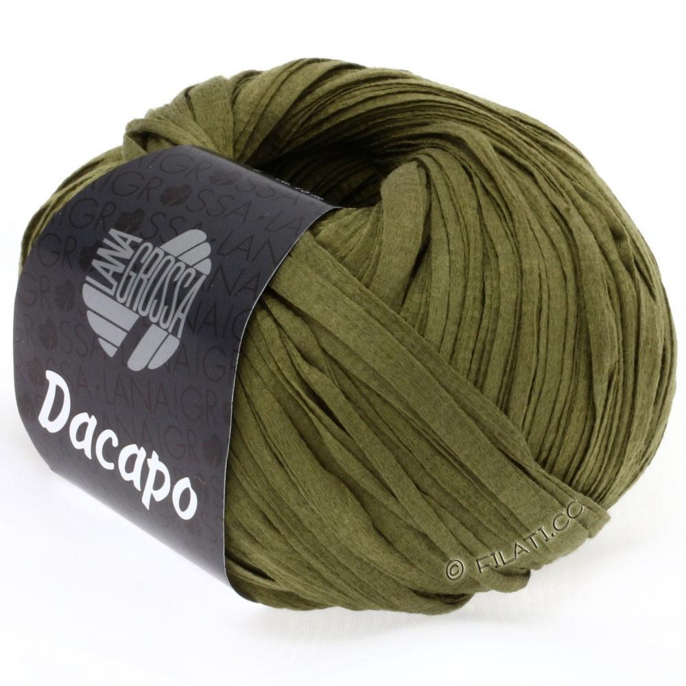 Lana Grossa DACAPO  Uni | 021-оливковый