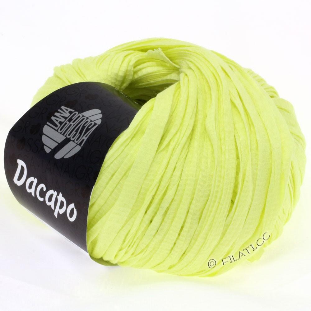Lana Grossa DACAPO  Uni | 023-лимонно-жёлтый