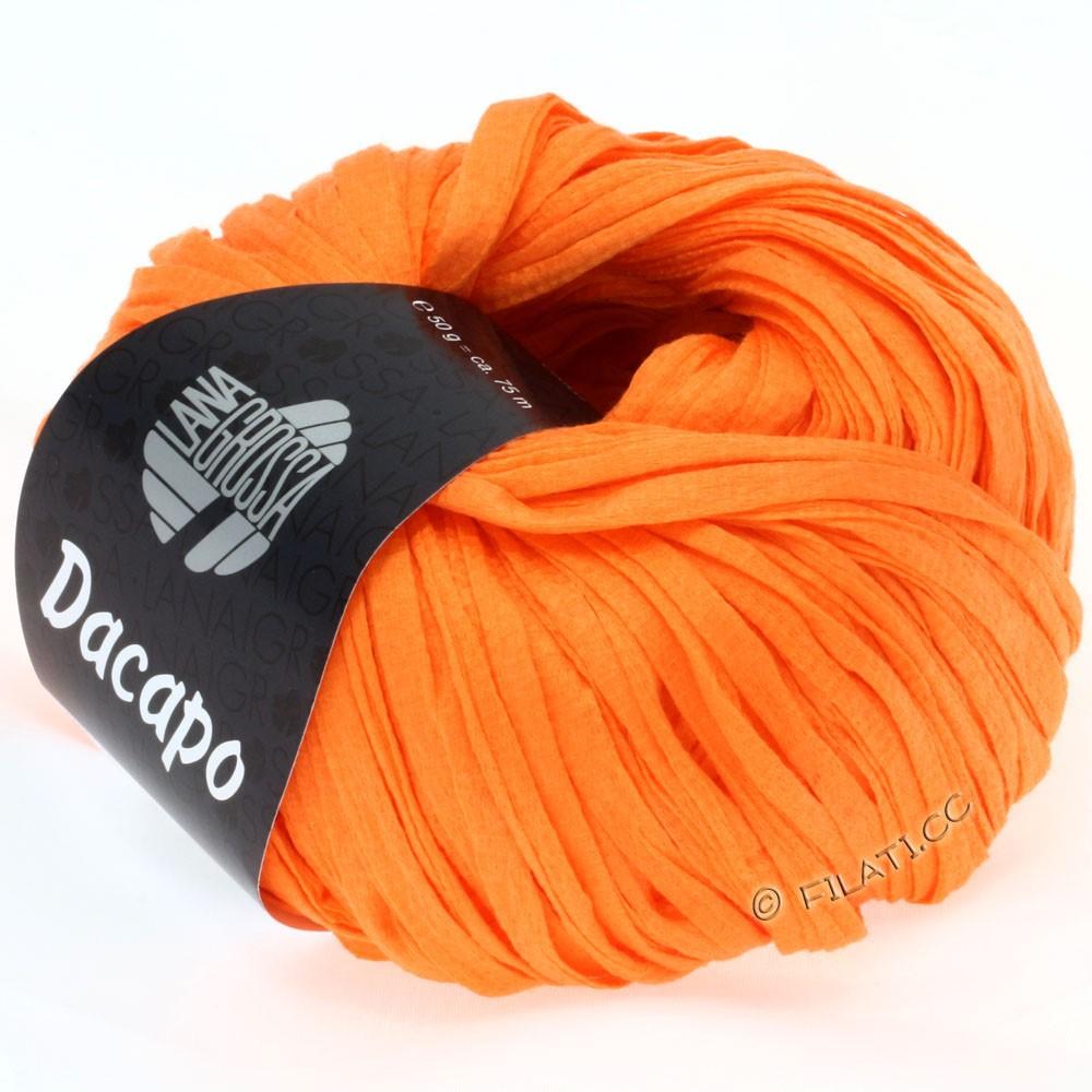 Lana Grossa DACAPO Uni | 024-оранжевый