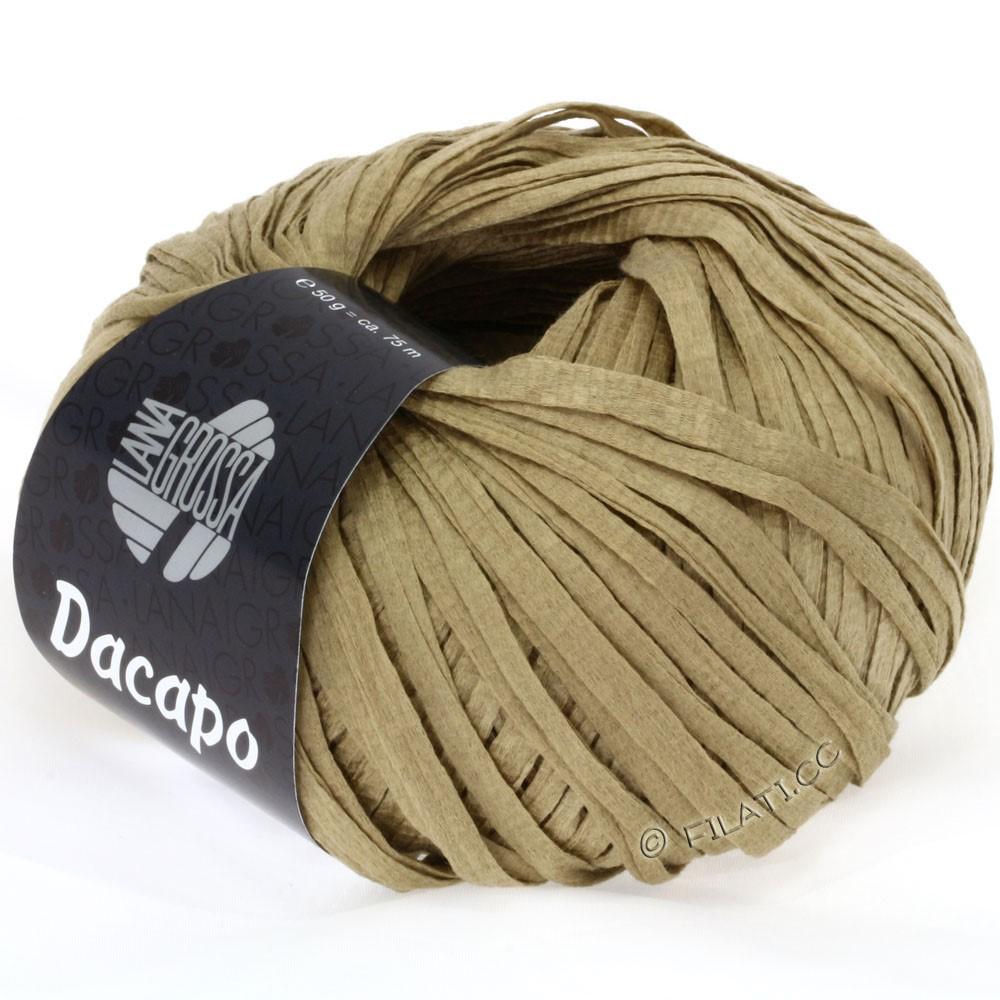 Lana Grossa DACAPO  Uni | 030-светло-коричневый