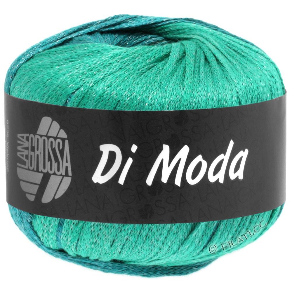 Lana Grossa DI MODA   04-светло-голубой/мята/бирюзовый/вода